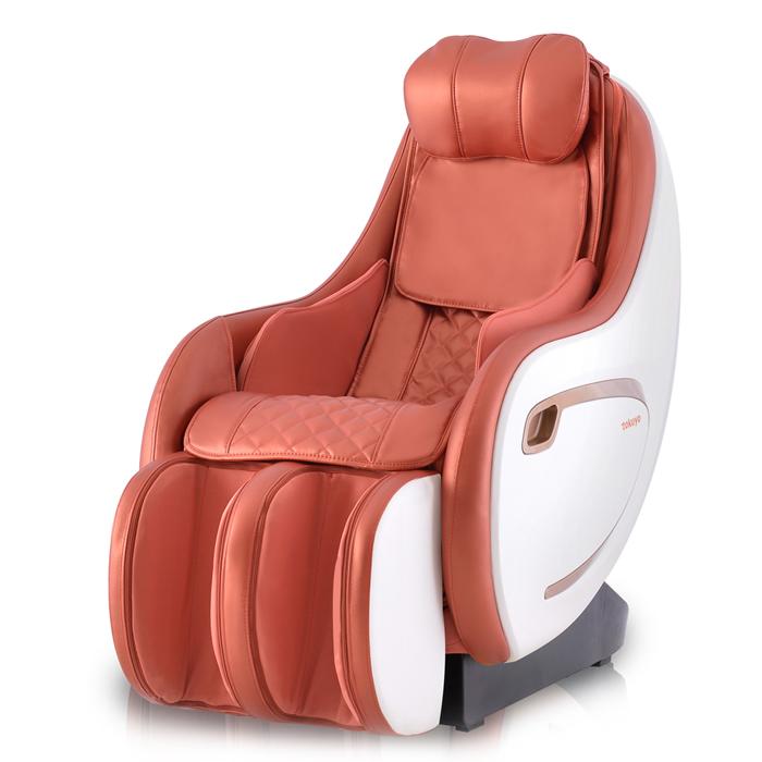 tokuyo Mini玩美椅PLUS TC-292(紅)加贈煥眼冷熱眼部按摩器TS-183W (市價:4980元)