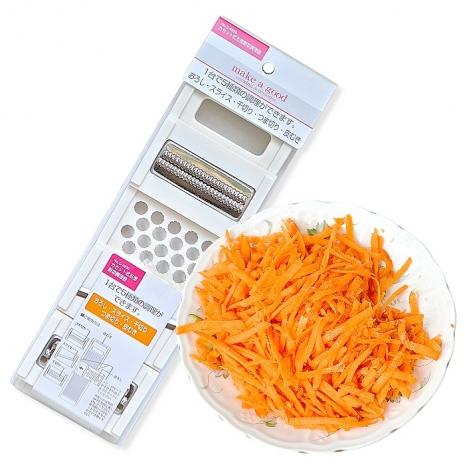 日本製造Pearl 五合一蔬果刨切器