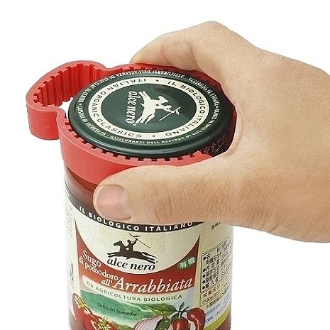 日本sanada彈性止滑開罐(瓶)器 2入裝