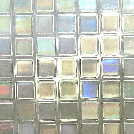 【8折促銷】日本meiwa抗UV靜電窗貼 (馬賽克) - 46x100公分