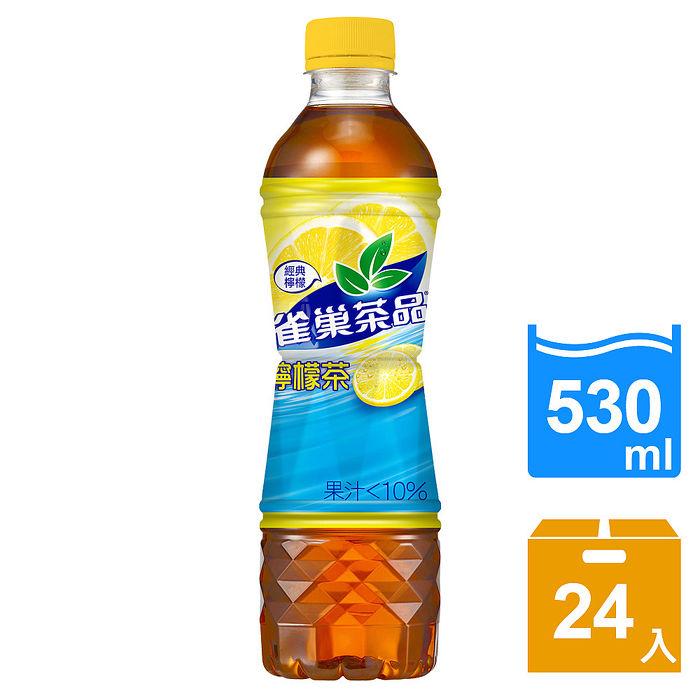 【雀巢飲品】檸檬茶(530mlx24入/箱)[ 活動]