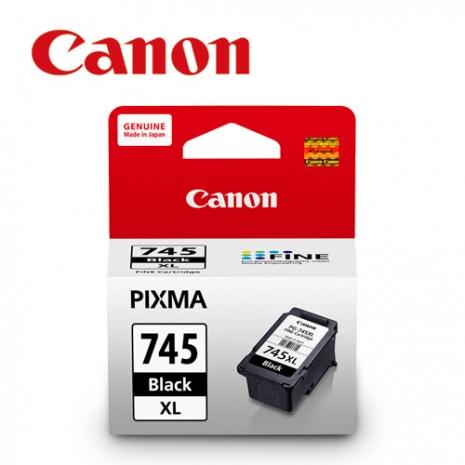 CANON PG-745XL 原廠黑色高容量墨水匣