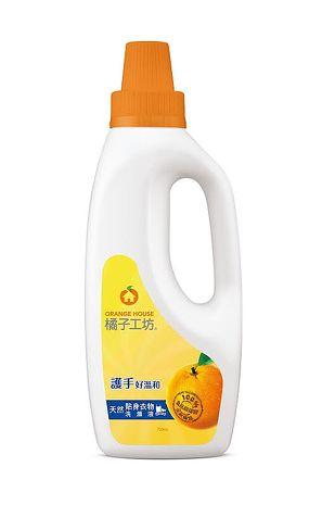 橘子工坊天然冷洗精 貼身衣物洗滌液-750ml*12入/箱