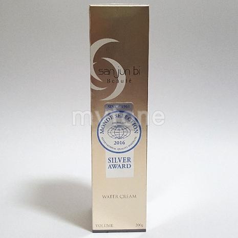 【日本三潤美】 金箔出水霜 SANJUN BI BEAUTE Water Cream 200g