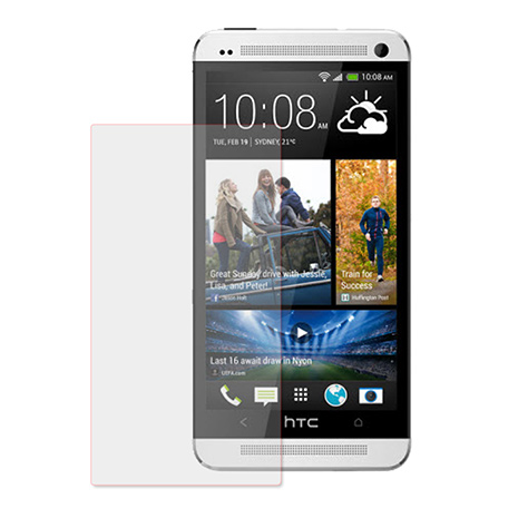 【VXTRA】HTC One mini 高透光亮面耐磨保護貼
