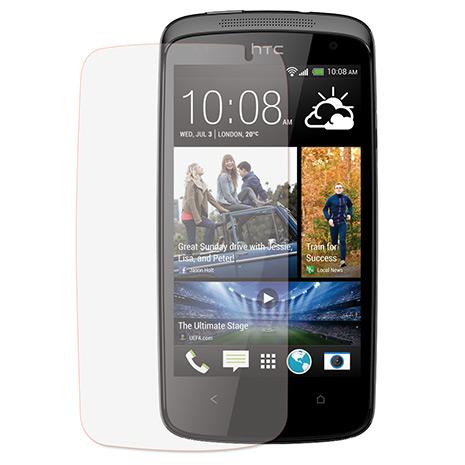 【VXTRA】HTC Desire 500 / 506e高透光亮面耐磨保護貼