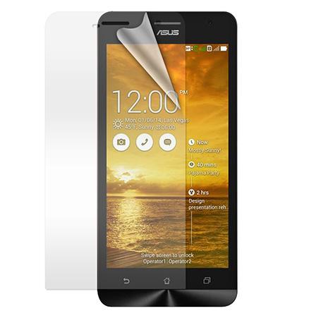 【VXTRA】 ASUS ZenFone 5 / A500CG / A500 高透光亮面耐磨保護貼