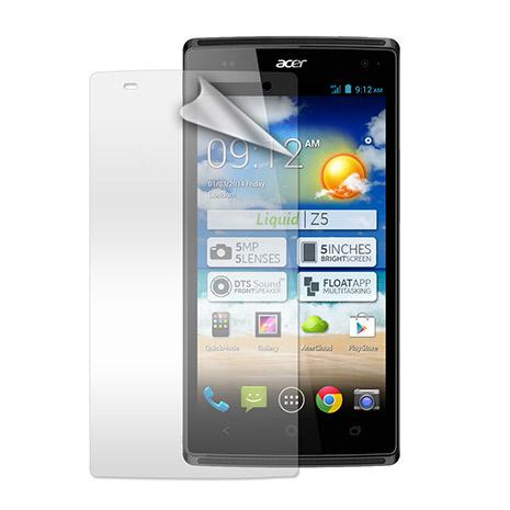 【VXTRA】 宏碁 Acer Liquid Z5 / Z150 高透光亮面耐磨保護貼