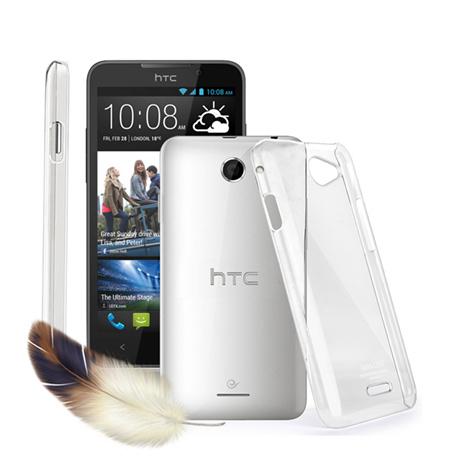 HTC Desire 516 / Desire 316 超薄羽翼水晶殼 背蓋 保護殼