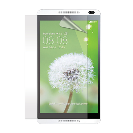 HUAWEI MediaPad M1 8.0 高透光亮面耐磨保護貼