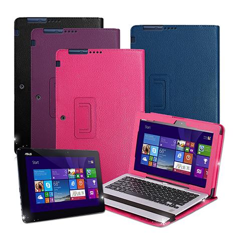 ASUS Transformer Book T200TA / T200 經典商務 平板鍵盤兩用保護套