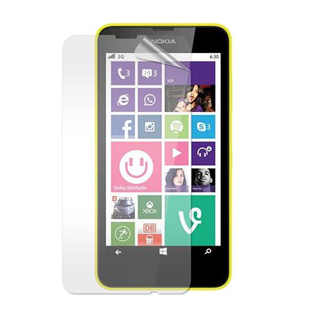 【VXTRA】NOKIA Lumia 630 高透光亮面耐磨保護貼