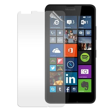 【VXTRA】 諾基亞 Nokia Microsoft Lumia 640 高透光亮面耐磨保護貼
