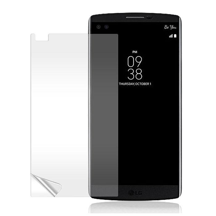 【VXTRA】LG V10 5.7吋 H962 高透光亮面耐磨保護貼 保護膜