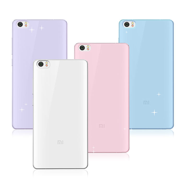 【VXTRA 】 超完美 Xiaomi 小米5 / Mi5 清透0.5mm隱形保護套 軟性手機殼隱形透明