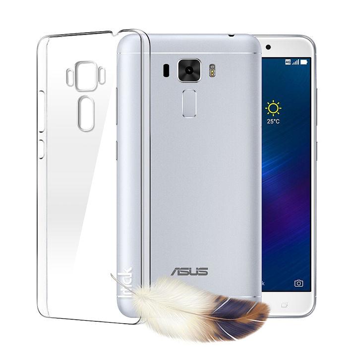 華碩 ASUS ZenFone 3 Laser 5.5吋 ZC551KL 超薄羽翼II耐磨水晶殼 透明殼