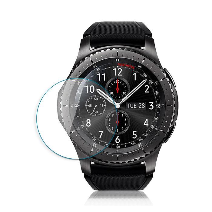 ZAP Samsung Gear S3 Classic/Frontier 智慧手錶 疏水疏油9H鋼化玻璃膜 三星玻璃貼 保護貼