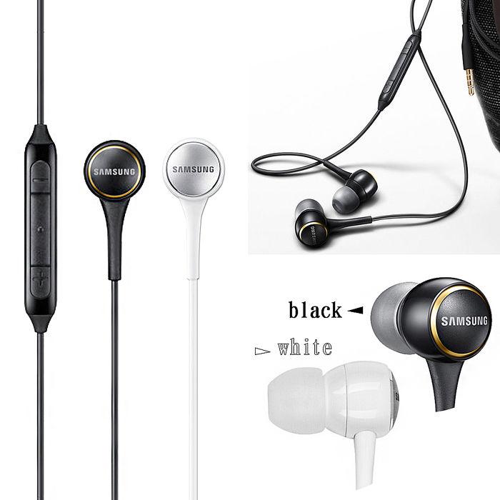 Samsung 三星原廠線控入耳式立體聲耳機 EO-IG935(盒裝)白銀
