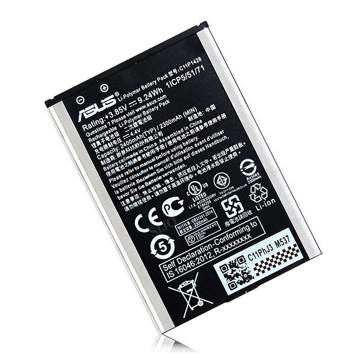 華碩 ASUS ZenFone 2 Laser ZE500KL Z00ED 5吋 手機原廠電池 C11P1428(平輸密封包裝)