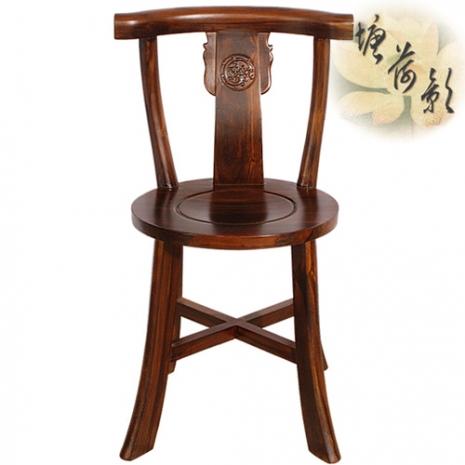 【塘荷影】圓面餐椅