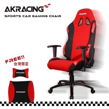 AKRACING超跑賽車椅-GT02 Redstorm