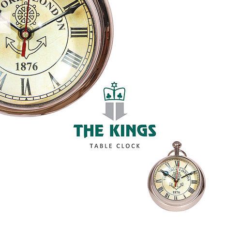【THE KINGS】Victoria London維多利亞車站復古工業球鐘