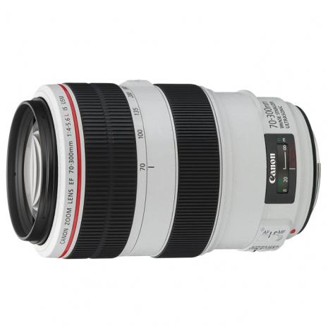 Canon EF 70-300mm F4-5.6 L IS USM 胖白 彩虹公司貨