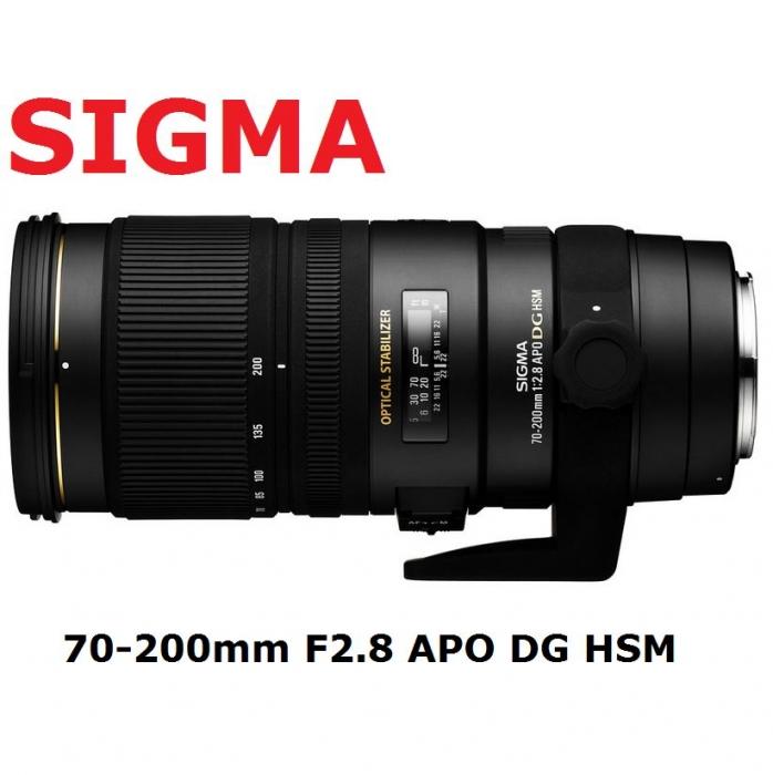 SIGMA 70-200mm F2.8 APO DG OS HSM