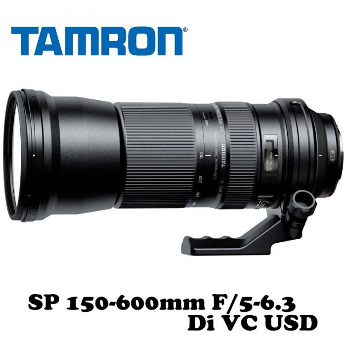 【TAMRON】騰龍 SP 150-600mm F/5-6.3 Di VC USD A011 公司貨Nikon