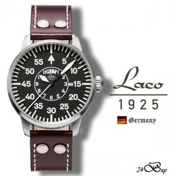德國工藝 Laco ZURICH 朗坤 石英錶 男錶 手錶 軍錶 台灣總代理 861806