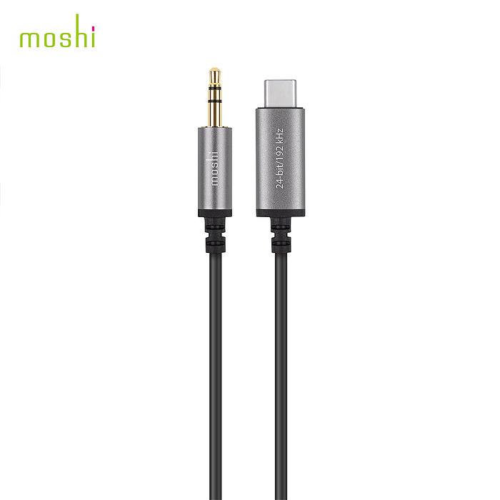 moshi Aux to USB-C 音源線 (1.2 m)