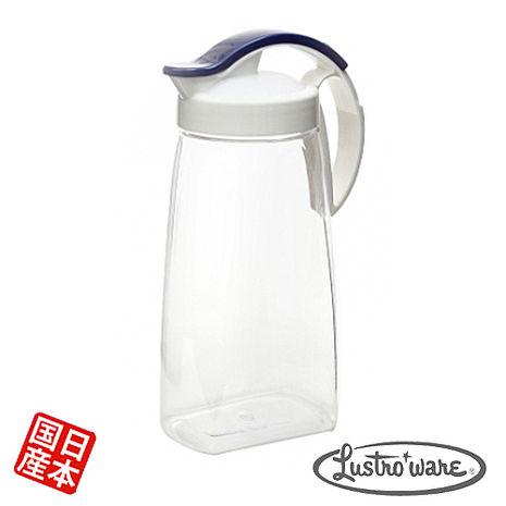 【Lustroware】日本進口推開式耐熱冷水壺2.2L