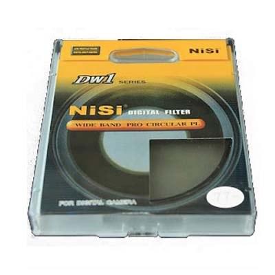 NISI 耐司 CPL 77mm 超薄多層鍍膜鏡片