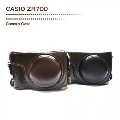 Wiston 手工皮套 For CASIO ZR700 (兩件式)