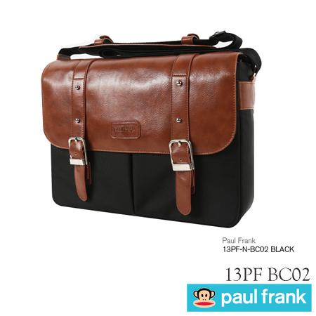 Paul Frank 13PF-N-BC02 經典型側背包 黑
