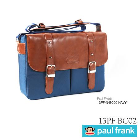 Paul Frank 13PF-N-BC02 經典型側背包 藍