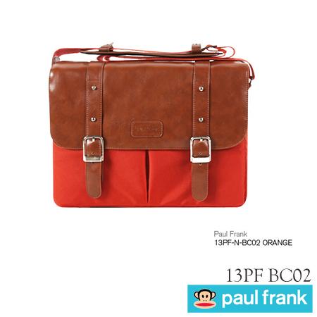 Paul Frank 13PF-N-BC02 經典型側背包 橘