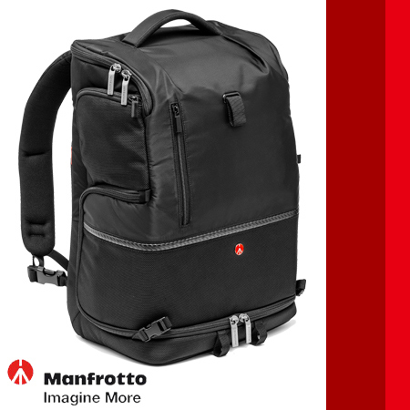 MANFROTTO TRI BACKPACK L 專業級3和1斜肩後背包