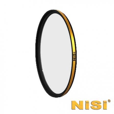 NISI LR UV 72MM 防水防污保護鏡(金框)