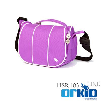 Orkio- DSLR BAGZ LINE -單肩側背包(紫)-11SR103