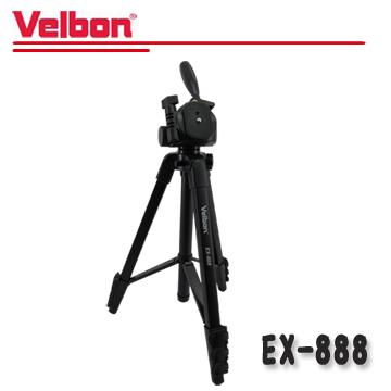 Velbon EX-888 專業四節式單眼相機腳架
