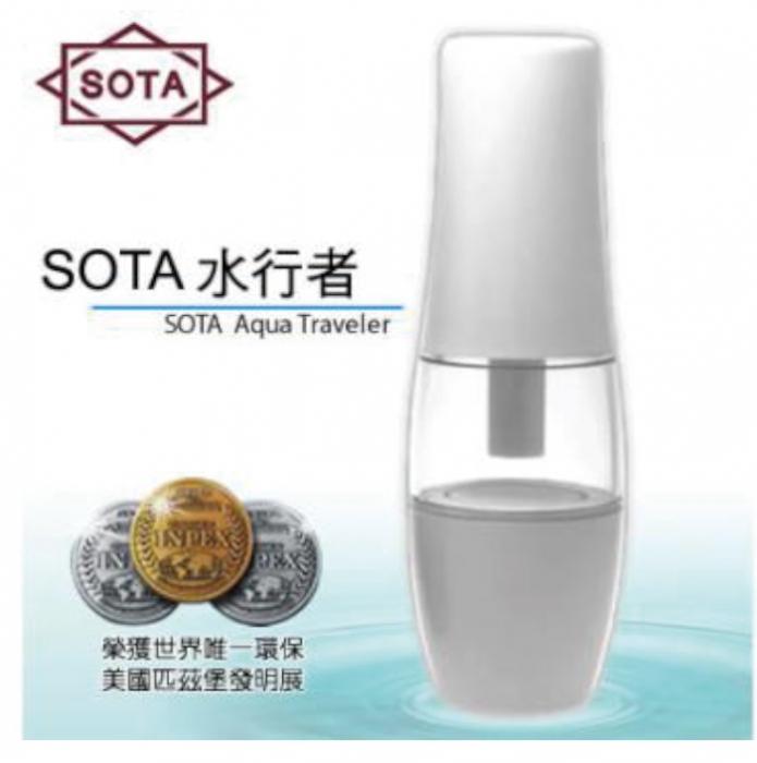 SOTA 水行者 攜帶型濾水器 YG-295(登山可用)