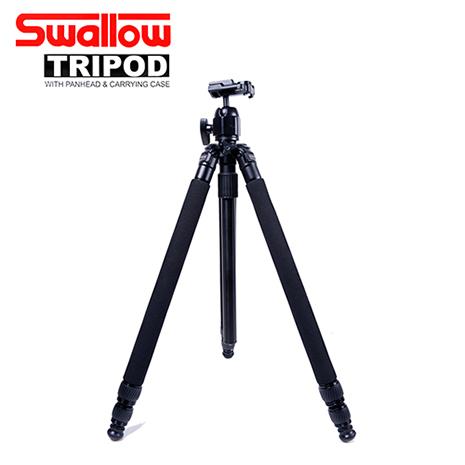 Swallow AL-666 鋁合金三節式腳架(公司貨)