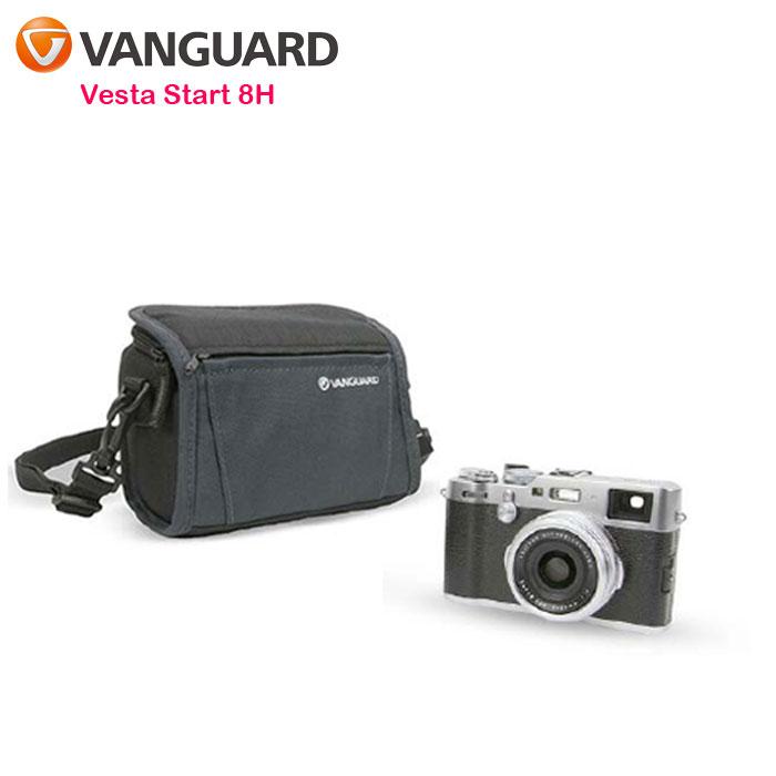 VANGUARD 精嘉 唯它黑匣 8H 微單眼相機包 Vesta Start 8H