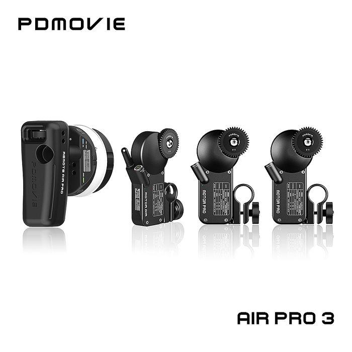 PDMovie PD4-S3 藍牙跟焦器組 Remote Air Pro 3系列