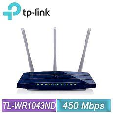 TP~LINK TL~WR1043ND V2 Gigabit 路由器
