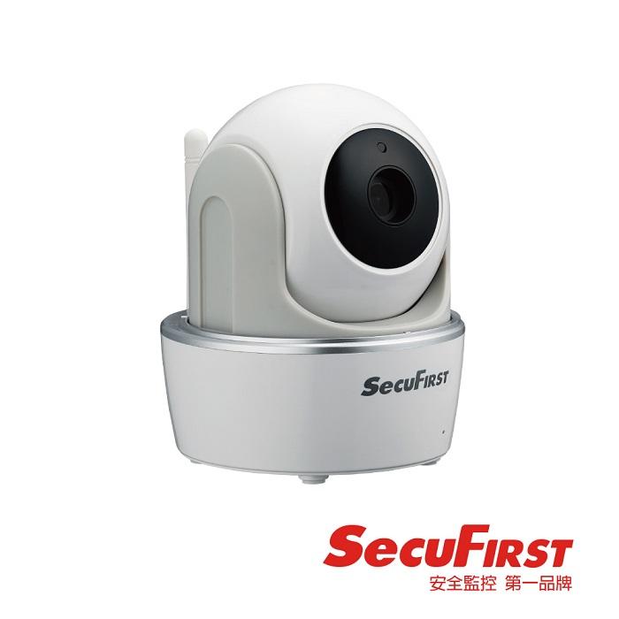SecuFirst WP- G01S旋轉HD無線網路攝影機-3C電腦週邊-myfone購物