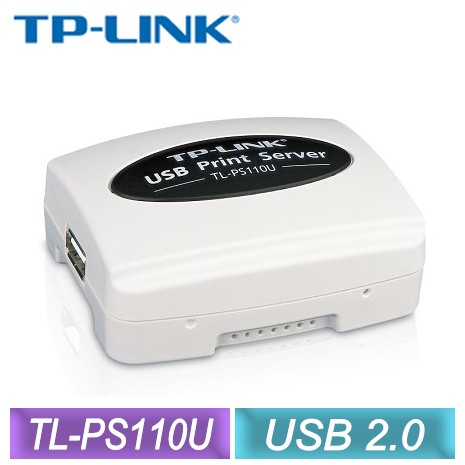 TP-LINK TL-PS110U 乙太網路列印伺服器