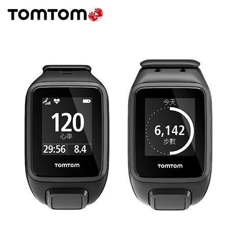 TomTom SPARK 健身錶心率款