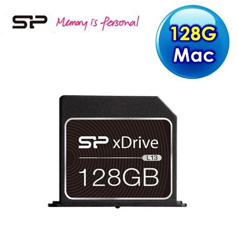 SiliconPower xDrive MacBook 128G 擴充卡